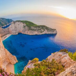 Frühbucher Zakynthos: 8 Tage in Griechenland im TOP 4* All Inclusive Hotel mit Flug & Transfer nur 441€