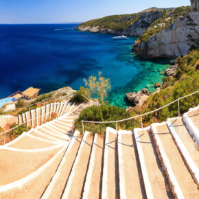 Griechenland Kracher: 8 Tage Zakynthos mit Apartment & Flug nur 111€