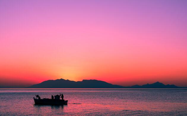Kos Sonnenuntergang