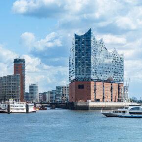 Luxus in Hamburg: 2 Tage im TOP Westin Hotel in der Elbphilharmonie im Sommer ab 85€ (auch am WE)