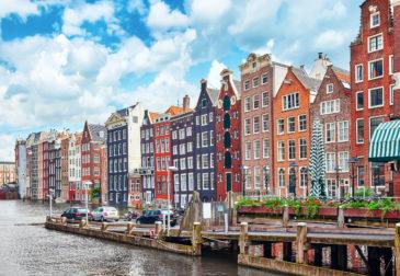 Kurztrip: 2 Tage in Amsterdam im 4* Hotel inklusive Frühstück ab 34€