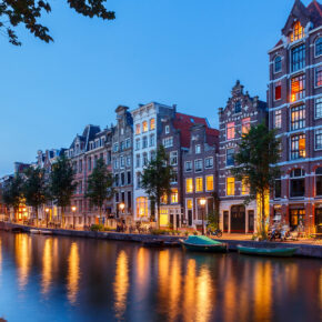 Wochenende: 3 Tage Amsterdam im TOP 4* Steigenberger Hotel nur 76€ // Silvester 143€