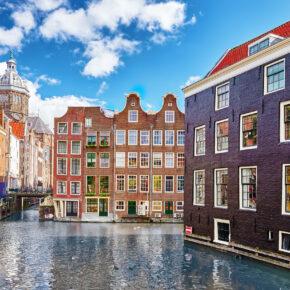 Kurztrip nach Amsterdam: 2 Tage mit Unterkunft nur 13€