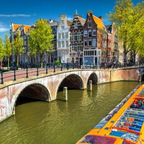 Wellness in Holland: 3 Tage im 3* Hotel mit Frühstück & 3-Gänge Dinner ab 99€
