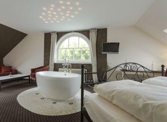 Hotel Alte Schuhe Hotelzimmer