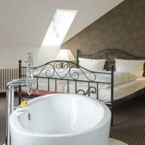 Hotel Alte Schuhe Zimmer