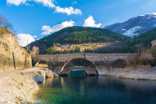 Italien Abruzzen Wasser