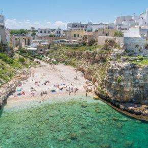 Bella Italia: 8 Tage Apulien im Sommer mit Unterkunft, Frühstück & Flug nur 175€