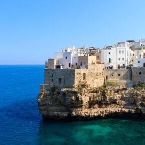 Error Fare Italien: 8 Tage Apulien im Hochsommer mit eigenem Apartment nur 9€