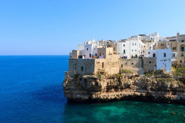 Italien Apulien Polignano