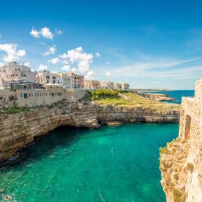Italien: 8 Tage Apulien mit eigenem Ferienhaus & Flug nur 52€