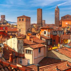Wochenende in Bologna: 3 Tage mit Unterkunft & Flug nur 65€