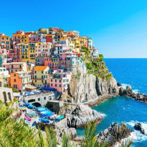 Bella Italia: 8 Tage Cinque Terre im Apartment mit Meerblick & Flug nur 99€