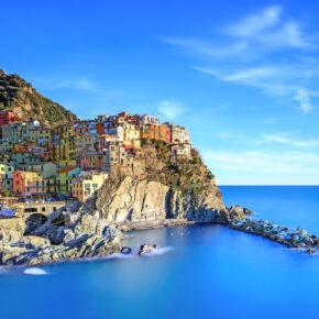 Italien Geheimtipp: 8 Tage Cinque Terre mit Apartment & Flug nur 133€