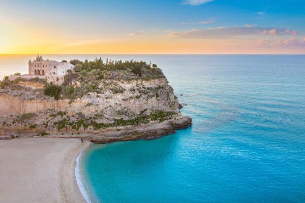 Italien Kalabrien Tropea