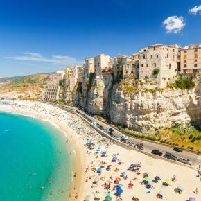 Italien: 8 Tage Kalabrien im Sommer mit TOP Apartment & Flug nur 71€
