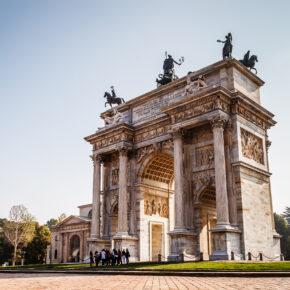 Kurztrip Mailand: 2 Tage mit Unterkunft, Halbpension & Flug nur 27€