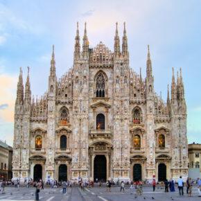 Bella Italia: 3 Tage Kurztrip nach Mailand mit Unterkunft, Frühstück & Flug nur 71€