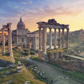 Städtetrip nach Rom: 3 Tage im TOP 3* Hotel mit Frühstück & Flug ab 89€