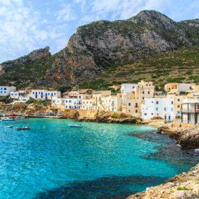 Sizilien: 8 Tage mit eigener Maisonette und Flug nur 80€