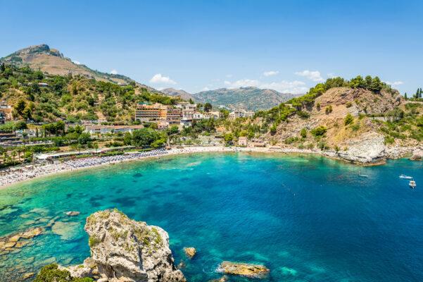 Italien Sizilien Taormina