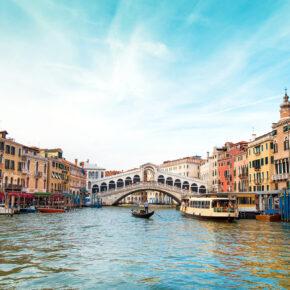 Bella Italia: 4 Tage Venedig im guten 3* Hotel mit Frühstück & Flug nur 84€