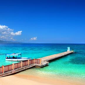 Lastminute: 15 Tage Jamaika mit Strandunterkunft & Direktflug nur 504€