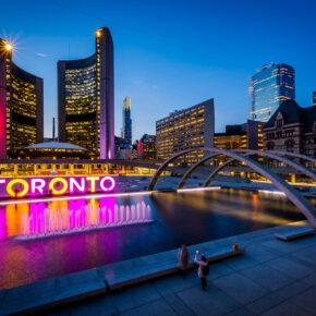 Ab nach Kanada: Hin- & Rückflüge ab Deutschland nach Toronto für 8 Tage nur 205€