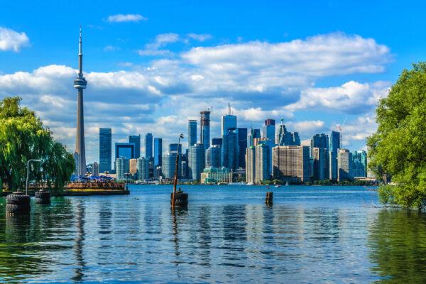 Kanada Toronto Wasser