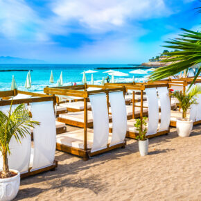 Sonne auf Teneriffa: 8 Tage im Apartment mit Pool inkl. Flug für 133€