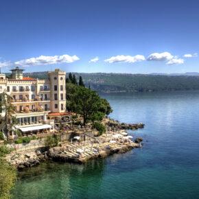 Sommerferien in Kroatien: 8 Tage mit TOP 4* Apartment & Flug nur 164€