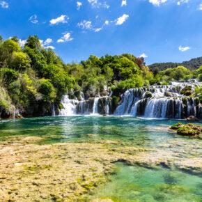 Kroatien: 4 Tage Krka Nationalpark mit Unterkunft & Flug für 37€