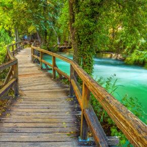 Langes Wochenende Plitvicer Seen: 4 Tage in Kroatien mit Apartment und Flug nur 45€
