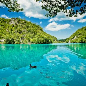 Langes Wochenende in Kroatien: 4 Tage Plitvicer Seen mit Unterkunft & Flug nur 64€