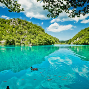 Kroatiens Schönheit: 8 Tage nahe Plitvicer Seen mit tollem Apartment & Flug nur 75€