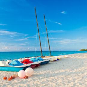 Lastminute nach Kuba: 7 Tage Varadero im 4* All Inclusive Hotel mit Flug, Transfer & Zug für 455€
