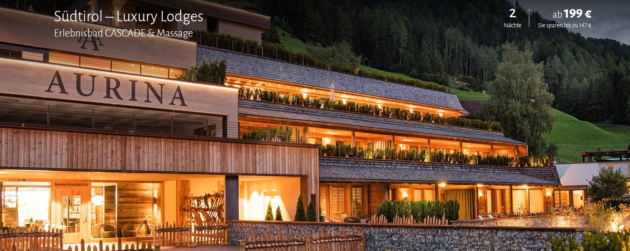 3 Tage Südtirol