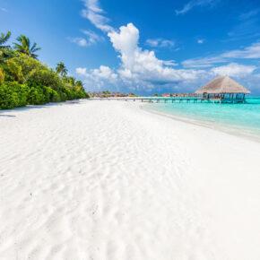 Traumhaft: 13 Tage Malediven im TOP Insel-Resort mit All Inclusive, Flug & Transfer nur 1.356€