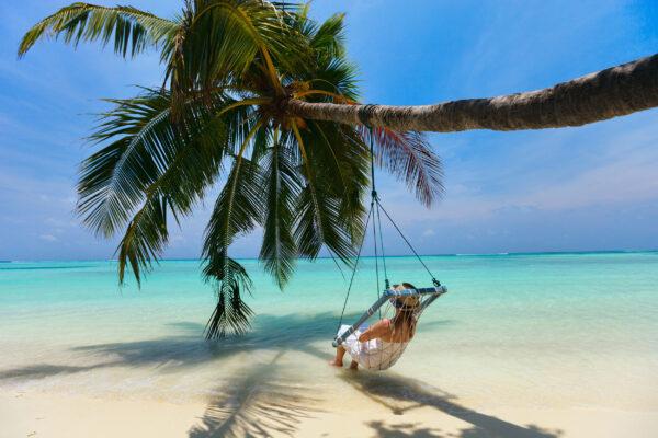 Malediven Schaukel