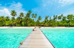 Malediven-Traum: 10 Tage im TOP 3* Hotel direkt am Strand inkl. Flug nur 727 €
