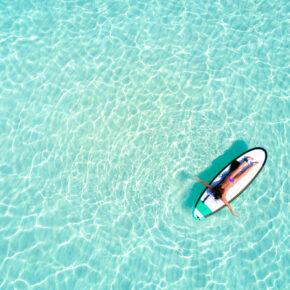 Malediven Surfboard