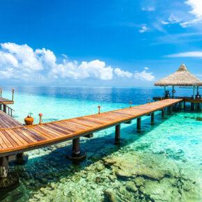 20 Tage Malediven: Hin- & Rückflüge nach Malé mit Gepäck nur 436€