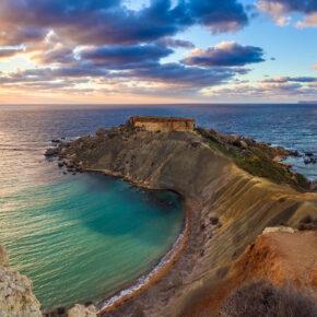 Langes Wochenende auf Malta: 4 Tage mit 4* Hotel, Flug & Wellness nur 74€