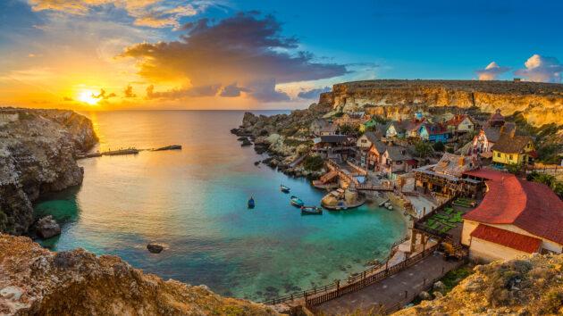 Malta Popeye Anchor Bay