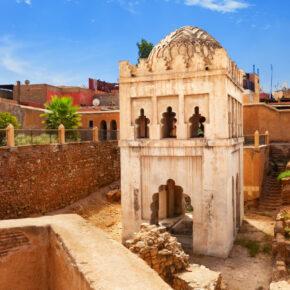 Paläste, Souks & Sonne satt: 6 Tage Marrakesch in toller Unterkunft mit Frühstück & Flug nur 66€