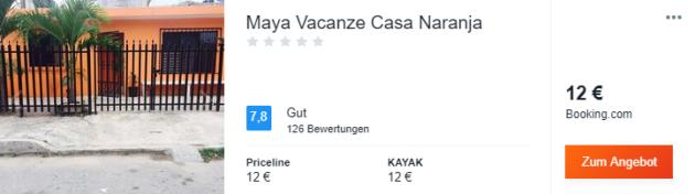 Maya Vacanze