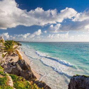 Mexiko: 19 Tage Playa del Carmen mit Unterkunft & Flug nur 408€