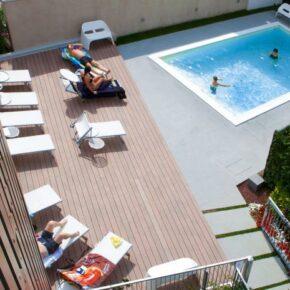 Kurztrip Gardasee: 3 Tage im TOP 3* Hotel mit Frühstück & Pool nur 64€