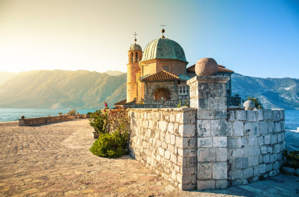 Montenegro Bar Perast