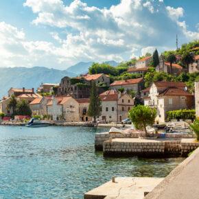 Error Fare: 15 Tage Montenegro im Apartment für 7€